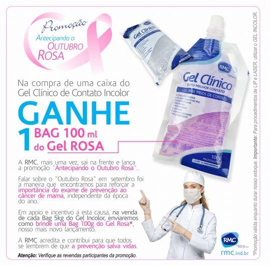 Promoção Antecipando o OUTUBRO ROSA!