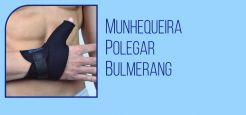 Munhequeira Polegar Bulmerang