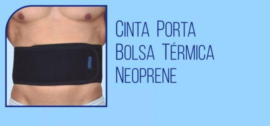 Cinta Porta Bolsa Térmica Neoprene