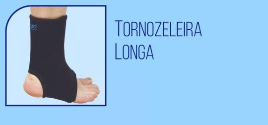 Tornozeleira Longa
